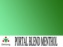 Dekang Portal Blend Menthol E-Liquid | 10mL