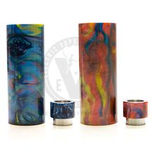 SubZeroX (SZX) LE Acrylic Sleeve & Drip Tip by Sub Ohm Innovations