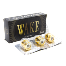 Wake Sub-Ohm Tank Atomizer Coil Heads (3pcs)
