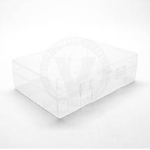 Quad 20650 Plastic Battery Case