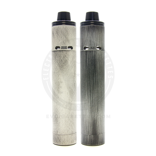 Special Brushed Edition SubZero Competition Mech (SZCM) by Sub Ohm Innovations - available in Black/White and Silver/Black