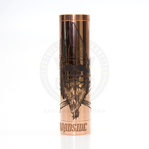 Champion Gnome Broadside 18650 Mech MOD by Broadside Mods