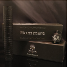 Murdered Out Hammer Mech MOD & Elite V2 RDA by Armageddon Mfg.