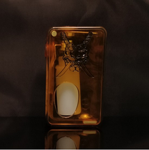ULTEM Engraved Squonk Box by Armageddon Mfg.