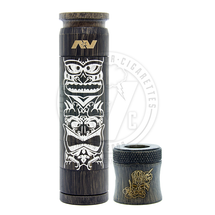 Able Tiki Mech & Captain Cap II by Avid Lyfe