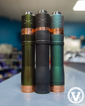 Cerakoted Nashed Admiral 20700 Mech MOD & Culverin RDA by Broadside Mods