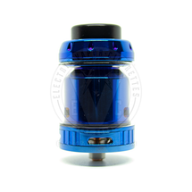 37mm BLUE VCMT2 RTA by Vaperz Cloud
