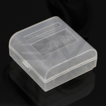 Plastic Carry Case for 18350 Li-Ion Batteries