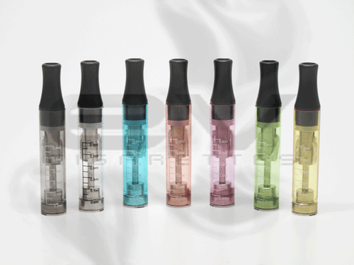 Kanger 808D T4 Clearomizer | Available in Grey, Clear, Blue, Red, Purple, Green & Yellow