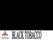Dekang Black Tobacco E-Liquid | 10mL