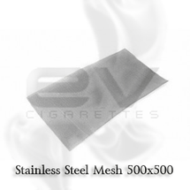 Stainless Steel Mesh 500 | 45mm x 45mm Price includes one (1) 45mm x 45mm size sheet (measurement may not be approximate).