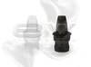 Joyetech ECA - eVic Changeable Atomizer Tank Cartridges Black (Grey) & White (Clear)