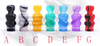 Versicolor Yeti Drip Tip for 510 | 808D-1 | 901