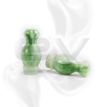Jade Acrylic Calabash Drip Tip for 510 | 808D-1 | 901 *Prices includes one (1) drip tip