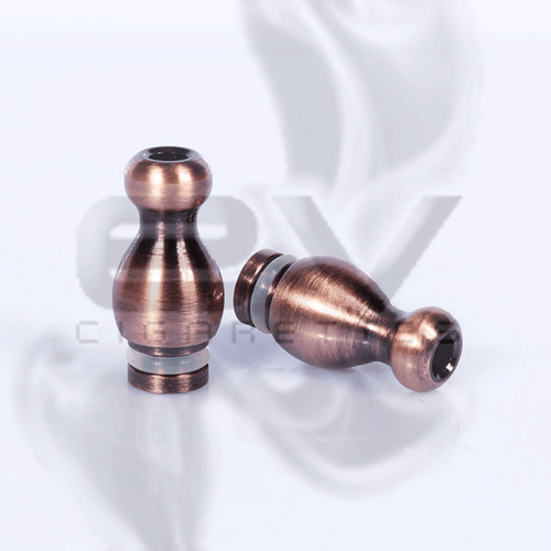 Copper Calabash Drip Tip for 510 | 808 | 901