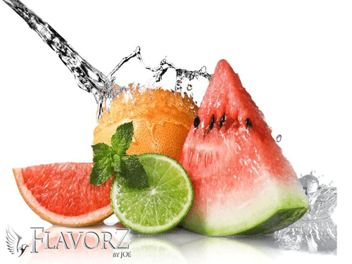 Flavorz by Joe Fruity Mix Menthol E-Liquid | E-Juice