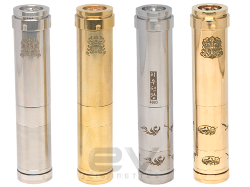 HCigar Chi-You Mechanical APV Stainless Steel, Brass, Four Seasons Stainless Steel and Brass