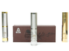 HCigar Nemesis (Atmomixani Clone) Mechanical APV / MOD ecig (Stainless Steel, Stainless Steel with Gold & Brass)