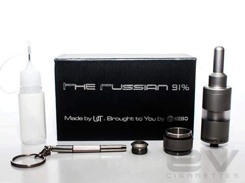 The Russian 91% Rebuildable Atomizer | RBA