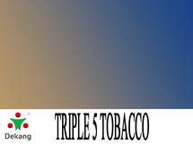 Dekang Triple 5 (3&5) E-Liquid | 10mL