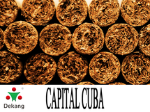 Dekang Capital Cuba (Havana Cigar) E-Liquid | 30mL