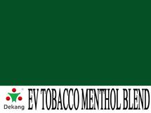 Dekang EV Tobacco Menthol E-Liquid | 30mL