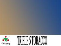 Dekang Triple 5 (3&5) Tobacco E-Liquid | 30mL