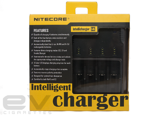 NiteCore Intellicharger i4 Battery Charger