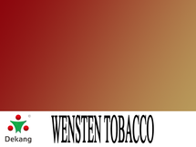 Dekang Wensten Tobacco E-Liquid | 10mL