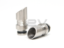 Stainless Steel Muffler Drip Tip for 510 / 808D-1 / 901