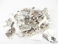Genuine Python Skin Hide Scraps 100 g. Natural [8859322406074]