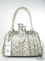 Genuine Viper Skin Handbag Purse [VPH001NT01G]