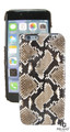 Genuine Python Skin Apple iPhone 8 / 8+ / 7 / 7+ / 6 / 6+ / 6S / 6S+ Hard Case Natural