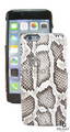 Genuine Burmese Python Skin Apple iPhone 8 / 8+ /7 / 7+ / 6 / 6+ / 6S / 6S+ Hard Case Natural