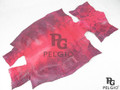 Genuine Lizard Belly Skin Hide Raspberry Pink Grade A [LZSKBPK02G-A]