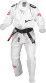 Gameness White Elite BJJ Gi