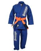 Gameness Kids Blue BJJ Gi