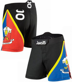 Jaco Philippines Muay Thai Resurgence MMA Fight Shorts