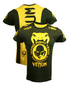 Venum Wand Team TUF Brazil Shockwave Shirt