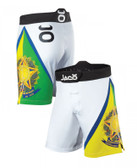 Jaco Brazil Resurgence Fight Shorts