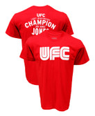 UFC Jon Bones Jones Weigh In Billboard Shirt