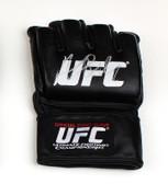 Alan Belcher Autographed MMA Glove