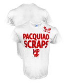 One More Round PACQUIAO SCRAPS Shirt