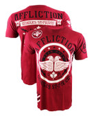 Affliction George St. Pierre Concept Shirt