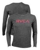 RVCA Big RVCA Youth Long Sleeve Shirt