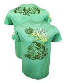 Contract Killer Mata Leão Green Shirt