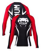 "Venum ""electron 2.0"" Long Sleeve Rashguard"