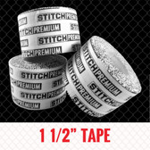 Stitch Premium 1 1/2 inch Tape (6 per Box)