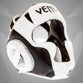 Venum Absolute 2.0 Black & White Headgear