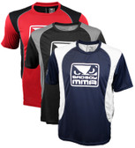 Bad Boy Performance Combat Mesh Training Shirt